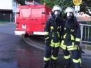 Atemschutzübung Hambach 2011