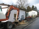 Anbau Gerätehaus 2012