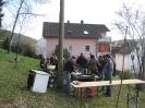 Osterfeuer Hambach 2012