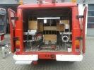 Neues Feuerwehrauto